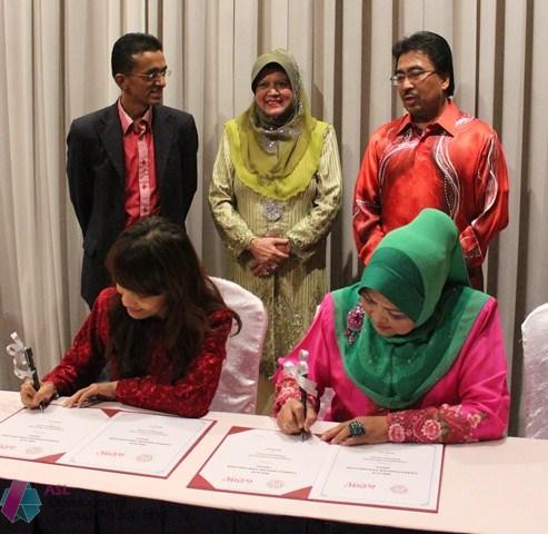 MOU WOM dengan Usahanita - ASL Group (1)