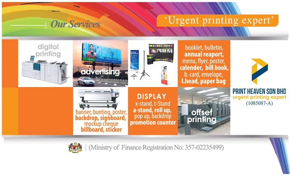 Malaysia Printing Expert